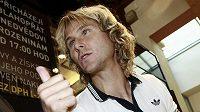 Bývalý fotbalista Pavel Nedvěd