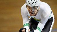 Australský dráhový cyklista Jack Bobridge