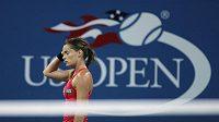 Iveta Benešová nepřešla na US Open druhé kolo