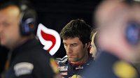 Pilot stáje Red Bull Mark Webber