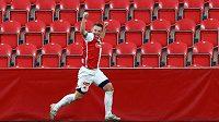 Slavia má odstavený web.
