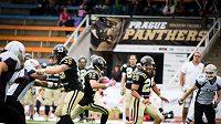 Ve finále se střetnou Prague Panthers s městskými rivaly Black Hawks.
