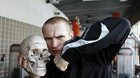 Ilustrační foto: Boxer Lukáš Konečný