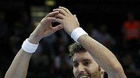 Španělský basketbalista Rudy Fernandez