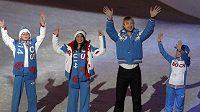 Ani Jevgenij Pljuščenko nenaplnil stříbrnou medailí ruská očekávání.