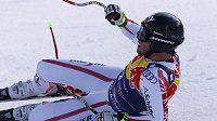 Rakouský lyžař Mario Scheiber