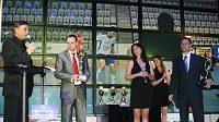 Pokusí se i Vaše společnost získat některý z pohárů pro vítěze Golden Tour