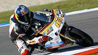 Český motocyklový závodník Jakub Kornfeil