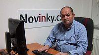 Miroslav Pelta při on-line rozhovoru se čtenáři Sport.cz.