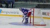 Hokejisté New Yorku Rangers zahajovací zápas NHL prohráli.