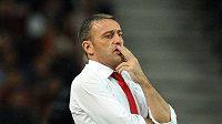 Portugalský trenér Paulo Bento