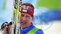 Přední čeští lyžaři se věnují charitativním akcím a zaměřují se na pomoc dětem. Na snímnku Lukáš Bauer.