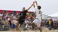 Z loňského ročníku Paganella přivezly Hot Beaches bronz, letos juniorský tým dokonce zlato. Skvělý úspěch.