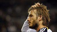 David Beckham by se rád vrátil z Los Angeles na hostování na ostrovy.