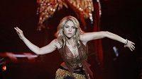 Zpěvačka Shakira bude jednou z hlavních hvězd při zahájení fotbalového mistrovství světa.