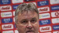 Turecký trenér Guus Hiddink