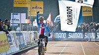 Česká cyklokrosařka Kateřina Nash vybojovala na MS v Německu bronzovou medaili.
