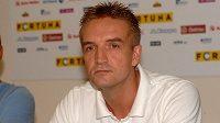 Majitel Baníku Ostrava Tomáš Petera