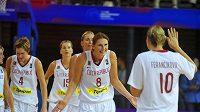 České basketbalistky na mistrovství světa
