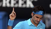 Roger Federer po utkání s Davyděnkem na Australian Open