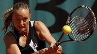 Maďarská tenistka Agnes Szavayová