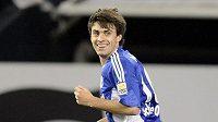 Jan Morávek v dresu Schalke 04