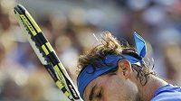 Rafael Nadal se cítí po US Open unavený.