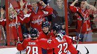 Hokejisté Washington Capitals jsou v nové sezóně dobře rozjetí