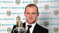 Wayne Rooney s cenou pro vítěze