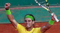 Španělský tenista Rafael Nadal