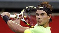 Rafaelu Nadalovi se v Tokiu vrací forma.