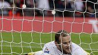 Anglický fotbalista Wayne Rooney - ilustrační foto