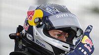 Po kvalifikaci na Velkou cenu Austrálie se Sebastian Vettel ještě usmíval.