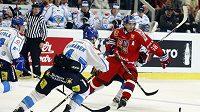 Trenér finské hokejové reprezentace Jalonen nominoval na Oddset Hockey Games jednoho nováčka.