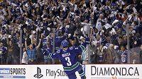 Bieksa posílá Vancouver do finále NHL