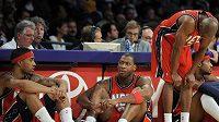 Smutek na straně basketbalistů New Jersey Nets