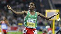 Etiopský vytrvalec Kenenisa Bekele