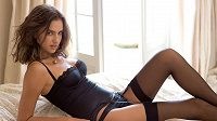 Ruská modelka Irina Šaiková, kterou hodlá pojmout Cristiano Ronaldo příští rok za manželku.