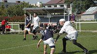 První ročník Partie pinčlů se vydařil. Spolu se Scout Frisbee Cupem šlo o největší víkendový turnaj v ČR s účastí okolo 250 hráčů.
