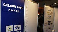 Golden Tour Plzeň byla zahájena 20.1. v City Casinu