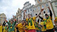 Fotbalisté Žiliny kvůli fanouškovi kontumačně prohráli.
