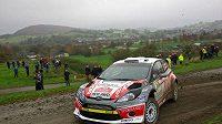 Martin Prokop s vozem Ford Fiesta WRC