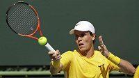 Tomáš Berdych vypadl v Indian Wells v osmifinále.
