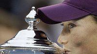 Australanka Samantha Stosurová má jistou účast na Turnaji mistryň