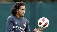 Carlos Tévez zůstává v Manchesteru City.