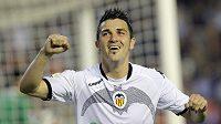 David Villa má namířeno z Valencie do Barcelony.