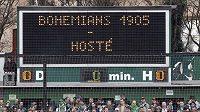 Derby dvou klubů se jménem Bohemians v názvu se u Botiče nehrálo. Teď bude o jeho osudu rozhodovat nejen disciplinární komise, ale žádost Střížkova přistane i na stole UEFA.