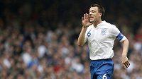 John Terry přišel znovu o kapitánskou pásku anglické reprezentace.
