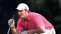 Italský golfista Francesco Molinari.