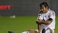 Útočník Realu Madrid Raúl